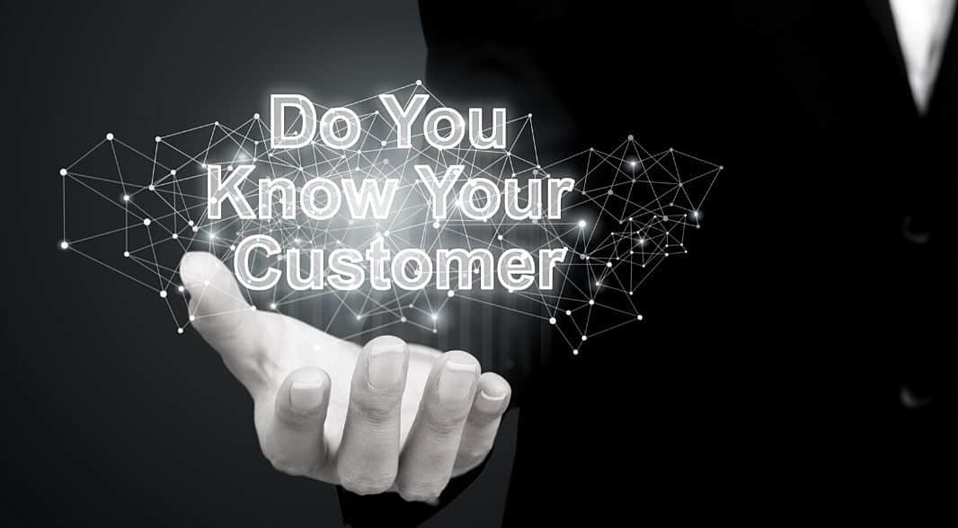 Know your customer